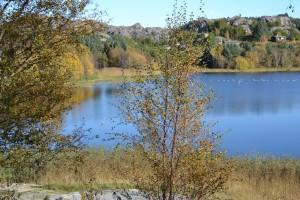 Hauststemning ved Helgåvatnet 2