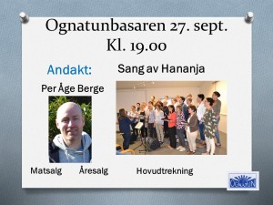 Ognatunbasaren 27. sept 18